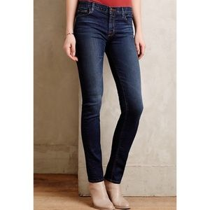 J Brand Rail Straight Leg Jeans in Venture Dark 24